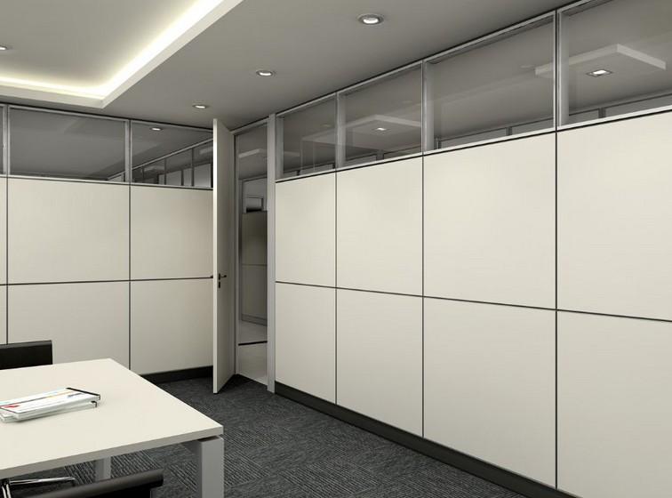 办公室隔断的功能特点与布置